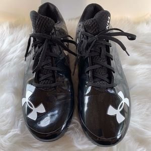 Under Armour Football Cleats Men's Size 13